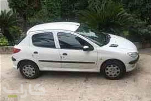 خریدو فروش پژو 206 تیپ 5  مدل 1397 1182100