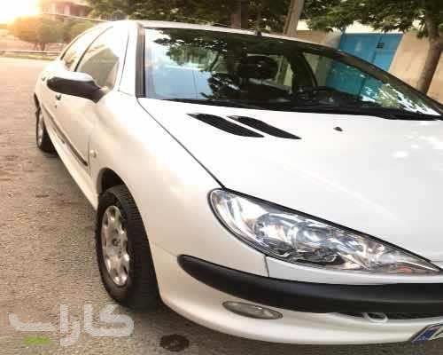 خریدو فروش پژو 206 تیپ 2  مدل 1390 1180515