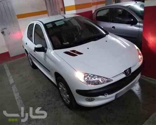 خریدو فروش پژو 206 اس دی V8  مدل 1399 1181919