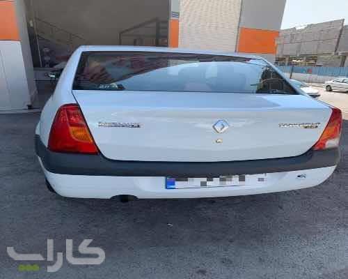 خریدو فروش رنو ال 90 E2 فول  مدل 1396 1181949