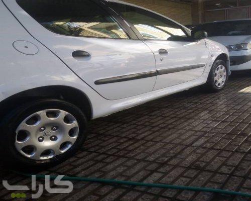 خریدو فروش پژو 206 اس دی V20  مدل 1388 1176076