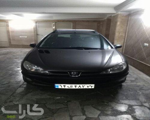 خریدو فروش پژو 206 اس دی V8  مدل 1386 1176131