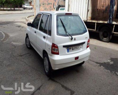 خریدو فروش پراید 111 SE  مدل 1397 1179014