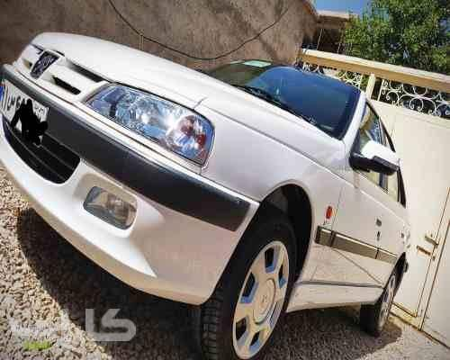 خریدو فروش پژو پارس Tu5-LX  مدل 1400 1179184