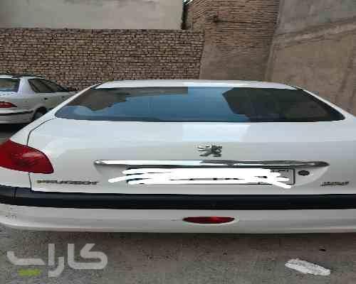 خریدو فروش پژو 206 اس دی V20  مدل 1387 1179941