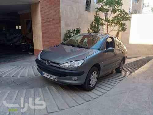 خریدو فروش پژو 206 اس دی V8  مدل 1397 1179988