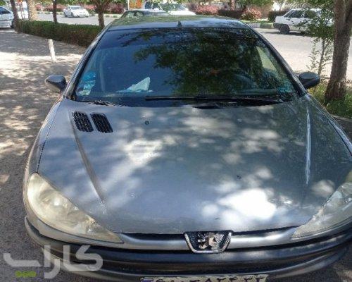 خریدو فروش پژو 206 اس دی V8  مدل 1386 1181778