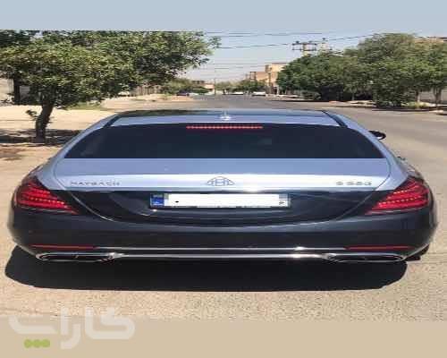 خریدو فروش بنز S 500  مدل 2015 1182022