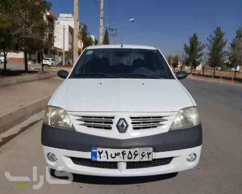 خریدو فروش رنو ال 90 E2 فول  مدل 1395 1176690