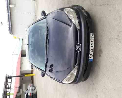 خریدو فروش پژو 206 تیپ 1  مدل 1380 1177983
