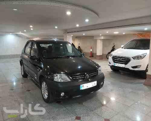 خریدو فروش رنو ال 90 E1 فول  مدل 1396 1178579