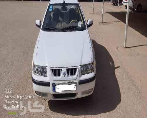 خریدو فروش سمند LX EF7 دوگانه سوز مدل 1391 1178907
