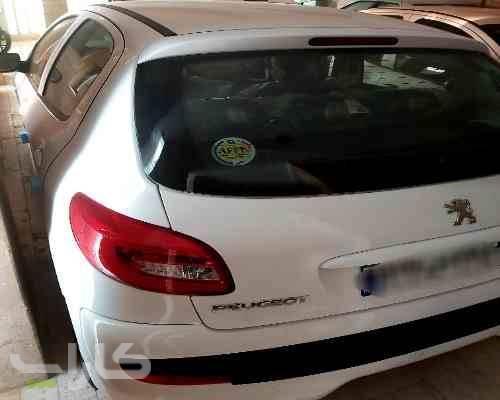 خریدو فروش پژو 207 دنده ای  مدل 1400 1179153