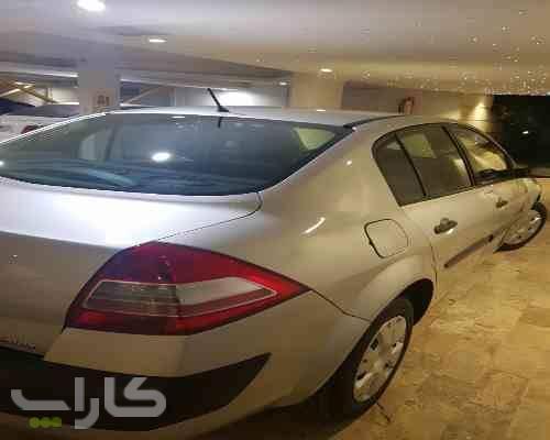 خریدو فروش رنو مگان پارس خودرو 1600 E2  مدل 1389 1178874