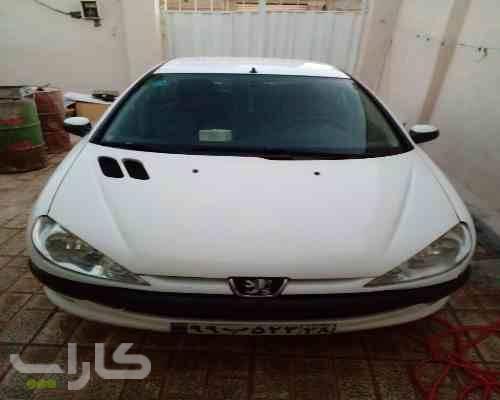 خریدو فروش پژو 206 اس دی V8  مدل 1390 1181379