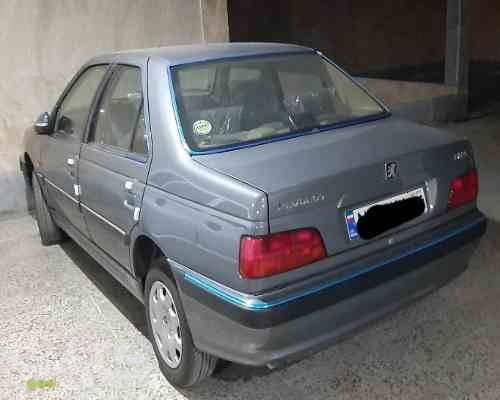 خریدو فروش پژو پارس معمولی داشبورد جدید  مدل 1400 1181980
