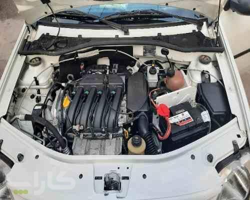 خریدو فروش رنو ال 90 E2 فول  مدل 1397 1182053