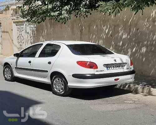 خریدو فروش پژو 206 اس دی V8  مدل 1398 1182035