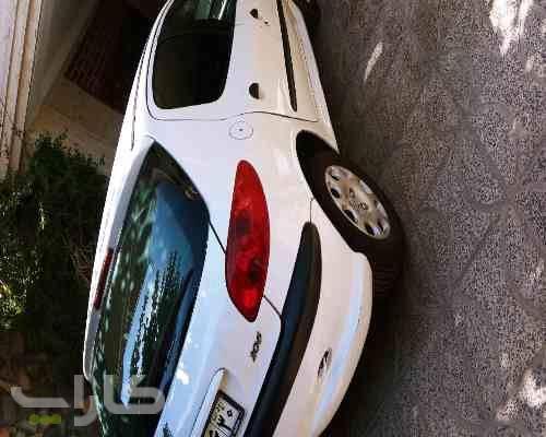 خریدو فروش پژو 206 تیپ 2  مدل 1389 1182056