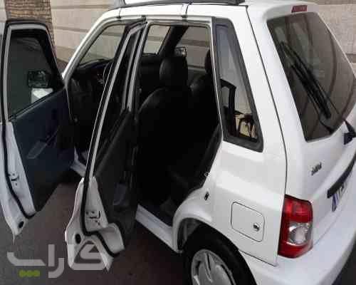 خریدو فروش پراید 111 SE  مدل 1396 1182153