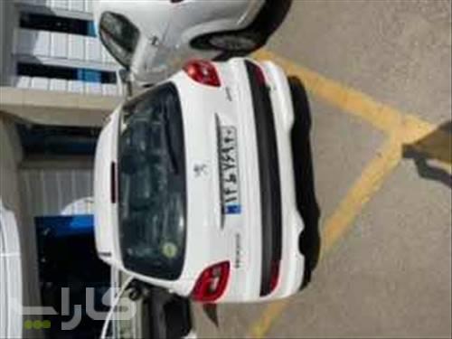 خریدو فروش پژو 207 دنده ای  مدل 1400 1181988