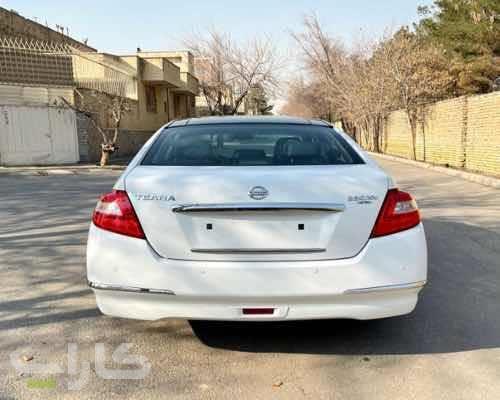 خریدو فروش نیسان تی ینا مدل 2012 1179206