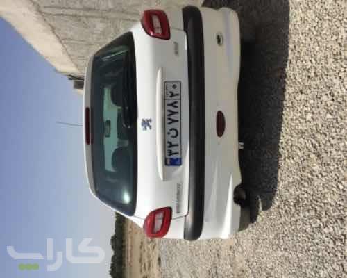 خریدو فروش پژو 206 تیپ 3  مدل 1390 1182205