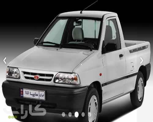 خریدو فروش پراید 151 SE  مدل 1400 1179083