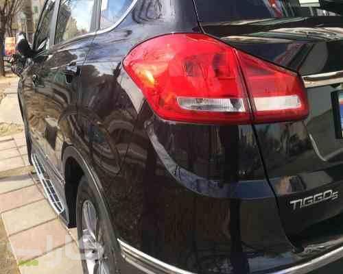 خریدو فروش چری تیگو 5 جدید اکسلنت  مدل 1399 1177243
