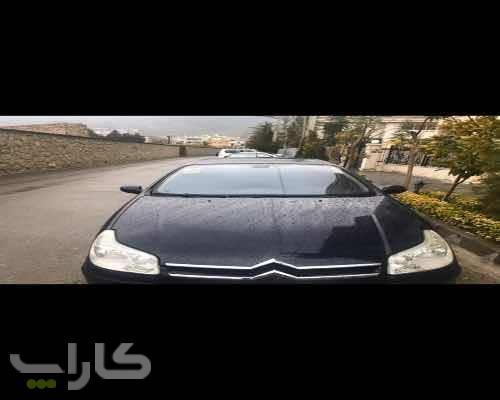 خریدو فروش سیتروئن C5 مدل 2007 1178022