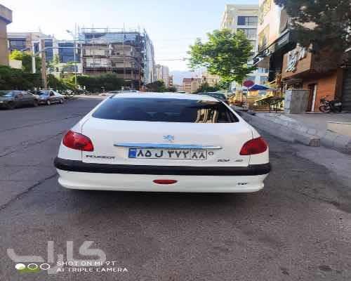 خریدو فروش پژو 206 اس دی V8  مدل 1393 1179847