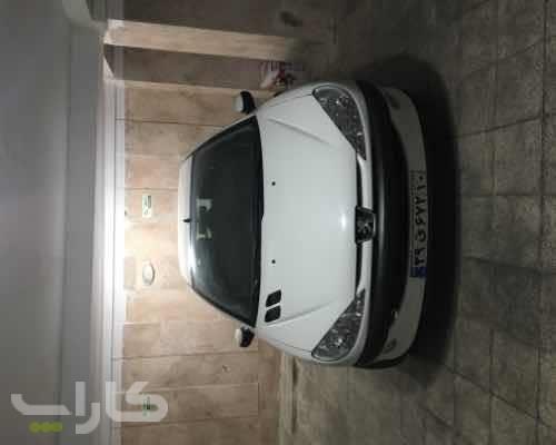 خریدو فروش پژو 206 تیپ 5  مدل 1397 1180372