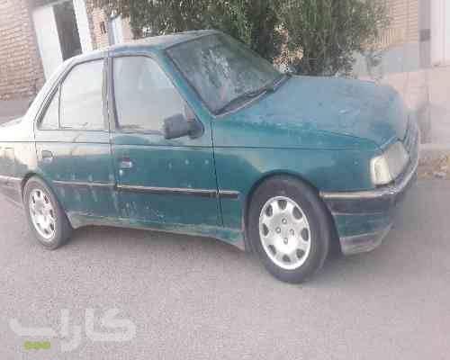 خریدو فروش پژو آردی معمولی  مدل 1378 1182240