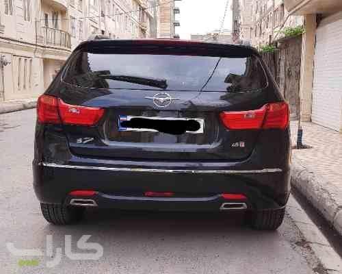 خریدو فروش هایما S7 توربو  مدل 1397 1178836