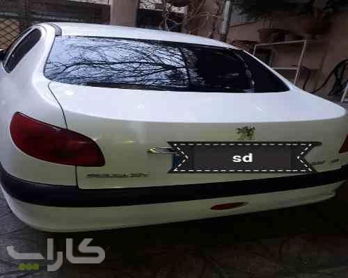 خریدو فروش پژو 206 اس دی V8  مدل 1396 1176144