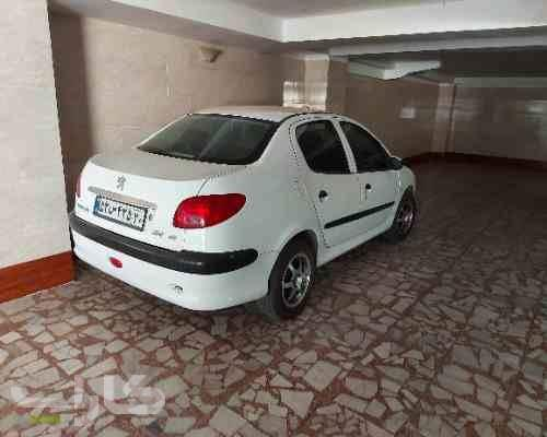 خریدو فروش پژو 206 اس دی V8  مدل 1394 1180424