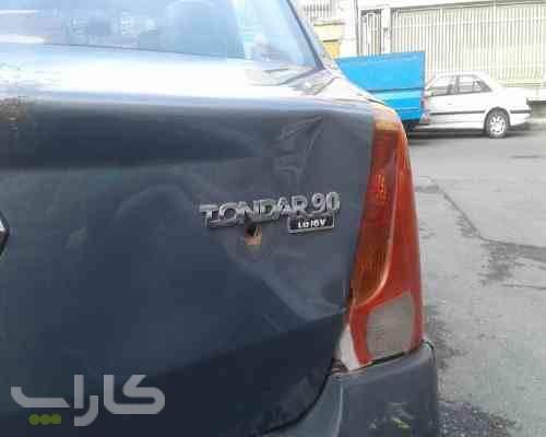 خریدو فروش رنو ال 90 E2 فول  مدل 1393 1176607