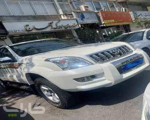 خریدو فروش تویوتا پرادو GX چهار در  مدل 2007 1181939