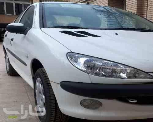 خریدو فروش پژو 206 اس دی V8  مدل 1398 1179981