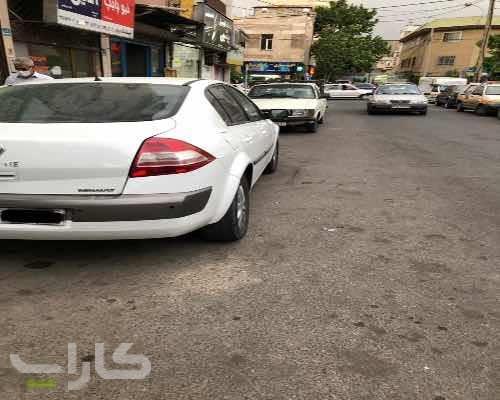 خریدو فروش رنو مگان 2000  مدل 2012 1178906