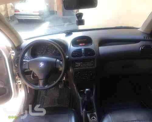 خریدو فروش پژو 206 تیپ 2  مدل 1388 1181781