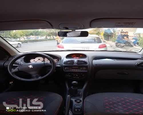 خریدو فروش پژو 206 تیپ 2  مدل 1399 1181482