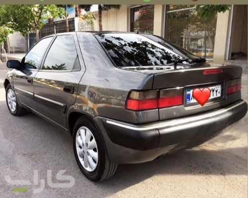 خریدو فروش سیتروئن زانتیا مدل 1386 1175897