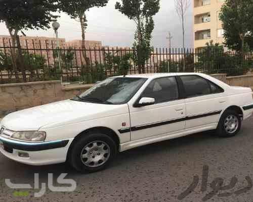 خریدو فروش پژو پارس معمولی  مدل 1390 1179367