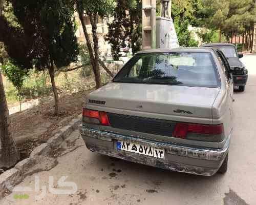 خریدو فروش پژو روآ معمولی  مدل 1385 1181793