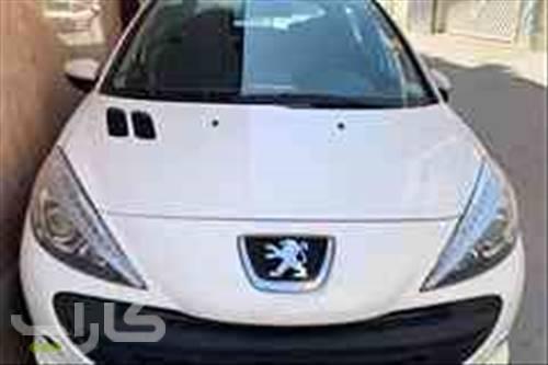 خریدو فروش پژو 207 دنده ای  مدل 1400 1179342