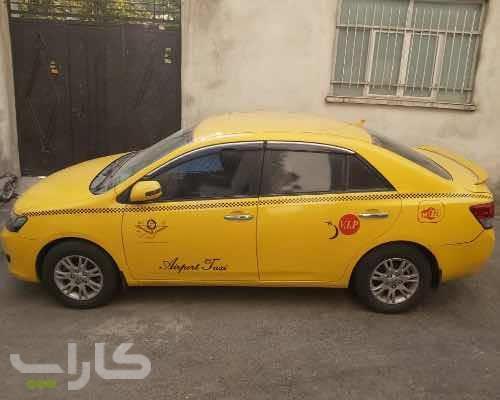 خریدو فروش زوتی آریو 1600 اتوماتیک مدل 1396 1178875