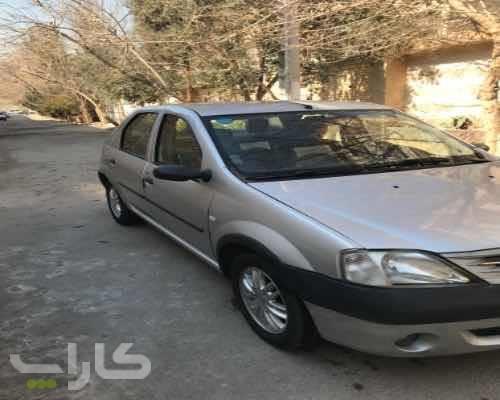 خریدو فروش رنو ال 90 E2 فول  مدل 1386 1176559