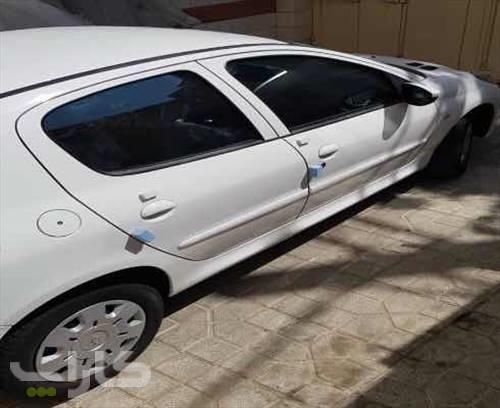 خریدو فروش پژو 207 دنده ای  مدل 1400 1178590
