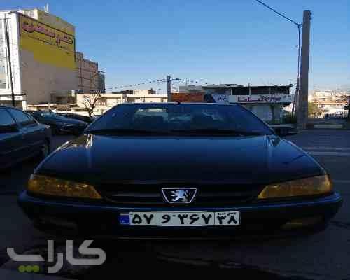 خریدو فروش پژو پارس معمولی  مدل 1380 1178549